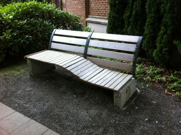 Whimsical Bench