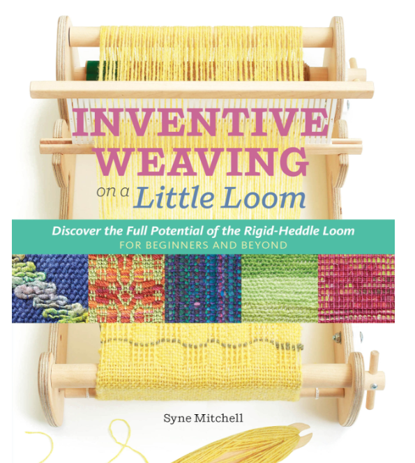 Cover for Inventive Weaving